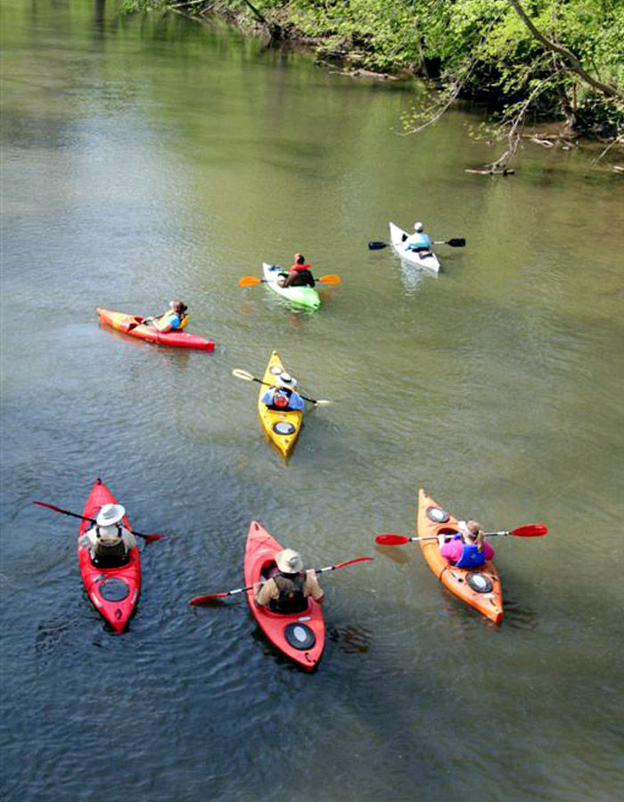 canoes - Mohican Wildlife Weekend, things to do in Ashland Mansfield Loudonville Mohican State Park Ohio
