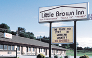 Little Brown Inn