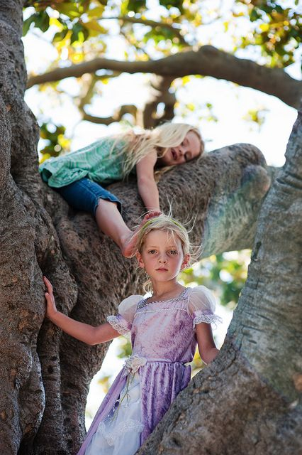 Climbing trees sparks debate over children's rights to freedom of movement