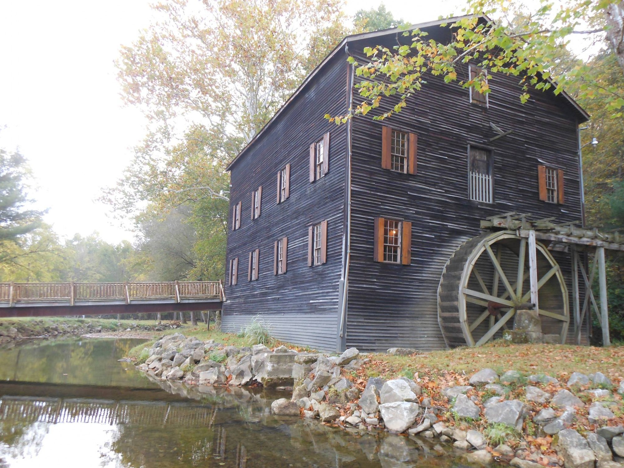 Wolf Creek Grist Mill